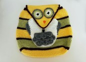 """Owl"" See you at School Bag"